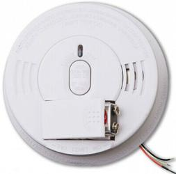 Hardwired Smoke Alarm Detector Carbon Monoxide Fire Combo Se