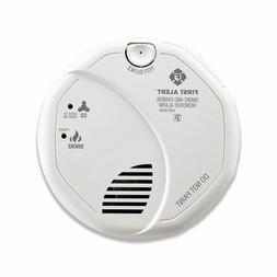 hardwired talking photoelectric smoke and carbon monoxide