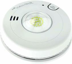 Hearing Impaired Smoke Detector Fire Alarm Hardwired with LE