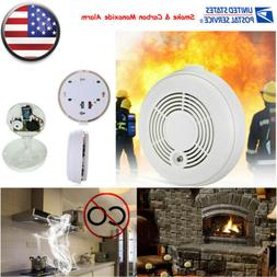 For Home CO &Smoke Detector 9V Battery Combination Smoke & C