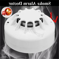 home security optical smoke fire alarm detector