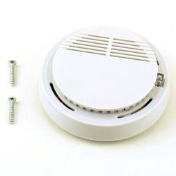 Home Security Standalone Wired Smoke' Detector Fire Alarm Ph