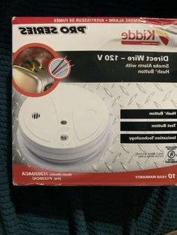 Kidde i12020ACA 120v Direct Wire Smoke Alarm with Test Butto