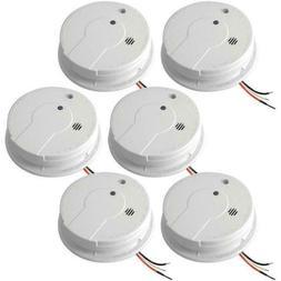 Kidde i12040 Home Wired Smoke Alarm Detector Fire Sensor Bat