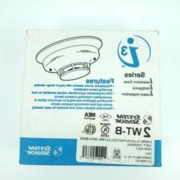 System Sensor i3 2WT-B Smoke Detector - Photoelectric - Ceil