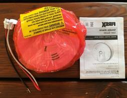 i4618 firex hardwired smoke alarm with battery