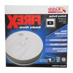 Kidde i4618AC Firex Hardwire Ionization Smoke Detector With