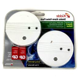 Kidde i9060 Battery-Operated Ionization Sensor Smoke Alarm w