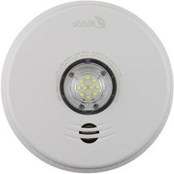 Integrated Talking Smoke and Carbon Monoxide Detector, with