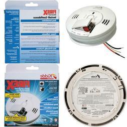 Kidde Firex Ac Hardwired Combination Carbon Monoxide  Photoe