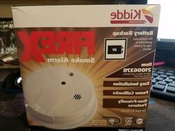 Kiddie FireX i12040 Smoke Fire Alarm Detector AC/DC W/ 9V Ba