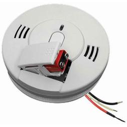 Firex AC Hardwired Combination Carbon Monoxide & Photoelectr
