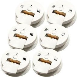 Kidde Intelligent Alarm Battery Operated Combination Smoke &