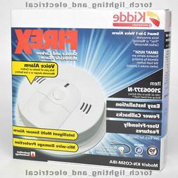 Kidde KN-COSM-IBA Hardwired Combination Carbon Monoxide & Sm
