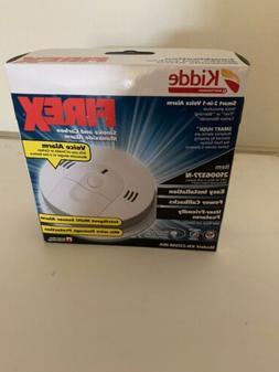 Kidde KN-COSM-IBA Smoke & Carbon Monoxide Alarm Wire-In AC w