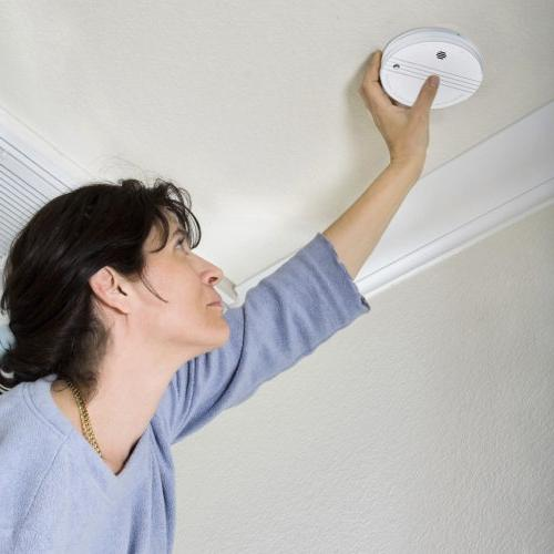Kidde Smoke Detector - - Ceiling Mount