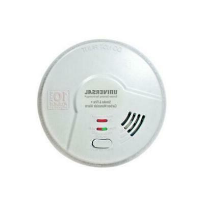 3-in-1 Smoke Fire and Carbon Monoxide Smart Alarm Detectors