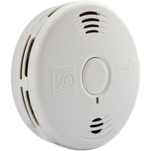 10 Year Worry Free Sealed Battery Smoke and Carbon Monoxide