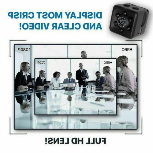 1080P HD Camera Security Record
