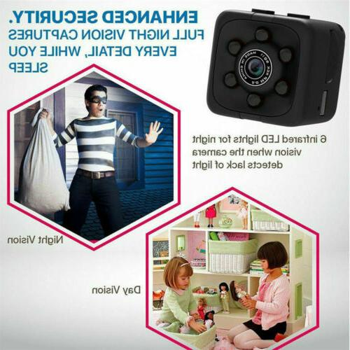 1080P HD Mini Camera Security Record Motion