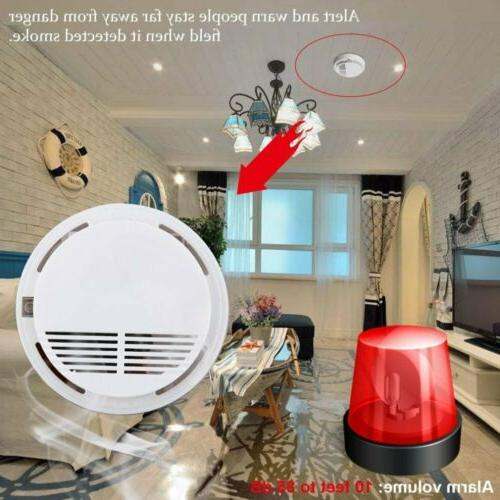 LOT Home Security Fire Alarm Sensor