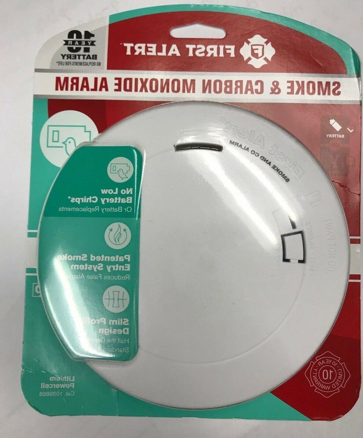10yr 2 1 smoke detector