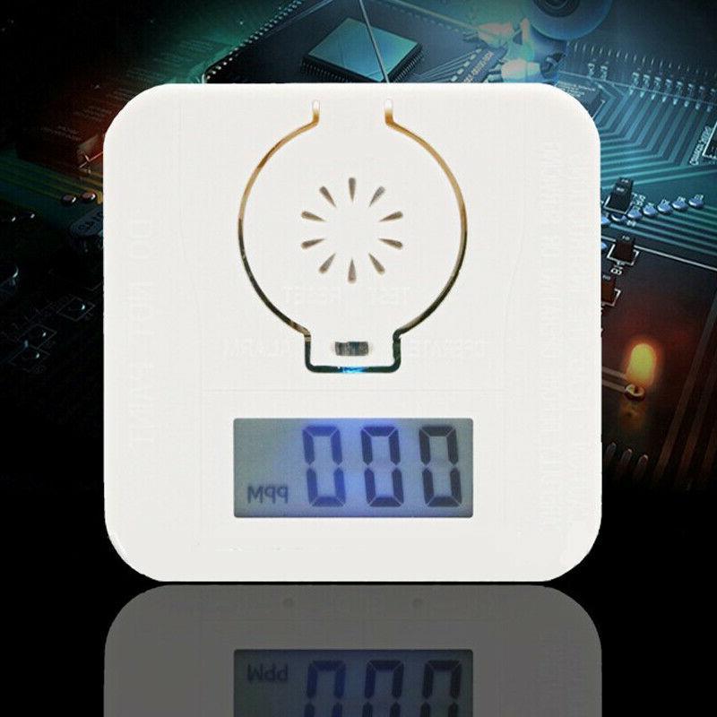 Mini Carbon Detector Poisoning Warning Sensor