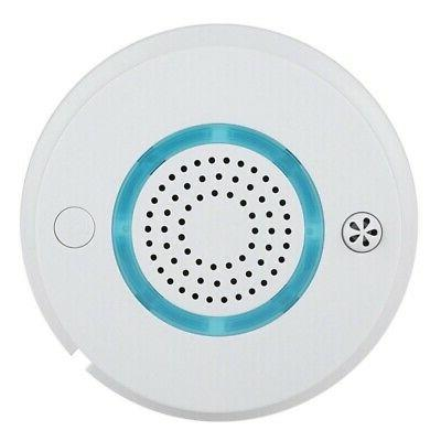 2 1 Smoke Alarm Smart APP Sensor Detector Home