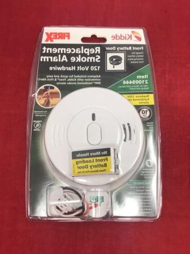 21009444 hardwire interconnectable smoke alarm