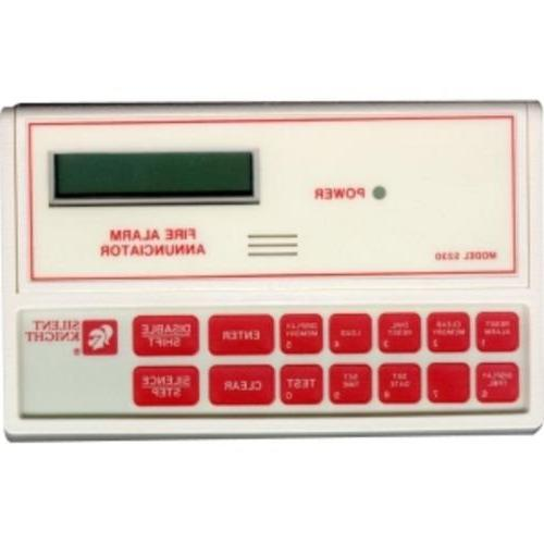 SILENT KNIGHT 5230 FIRE REMOTE ANN 5104/5204/5207