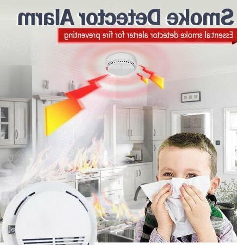 5X Safety Smoke Detector