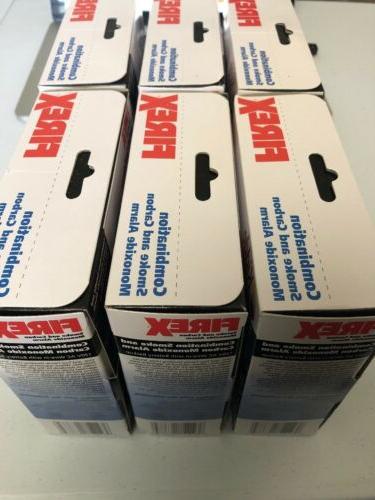 6 KN-COSM-IBA Smoke & Monoxide Wire-In