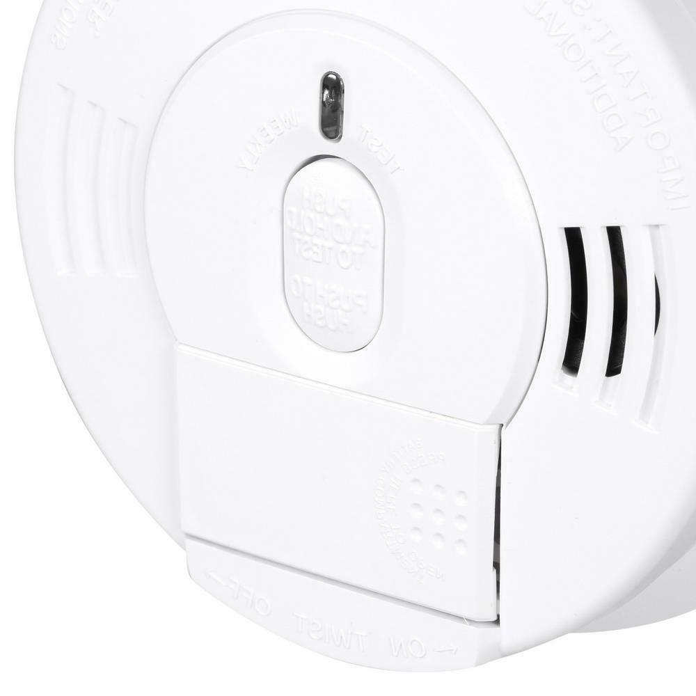 smoke detector alarm quick detect ionization sensor hard
