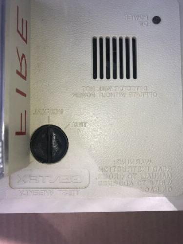 Gentex Strobe Detector