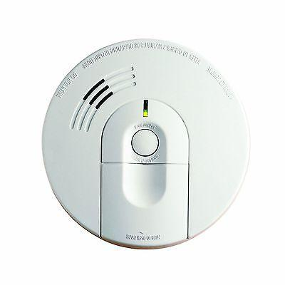 firex hardwire ionization smoke detector with battery