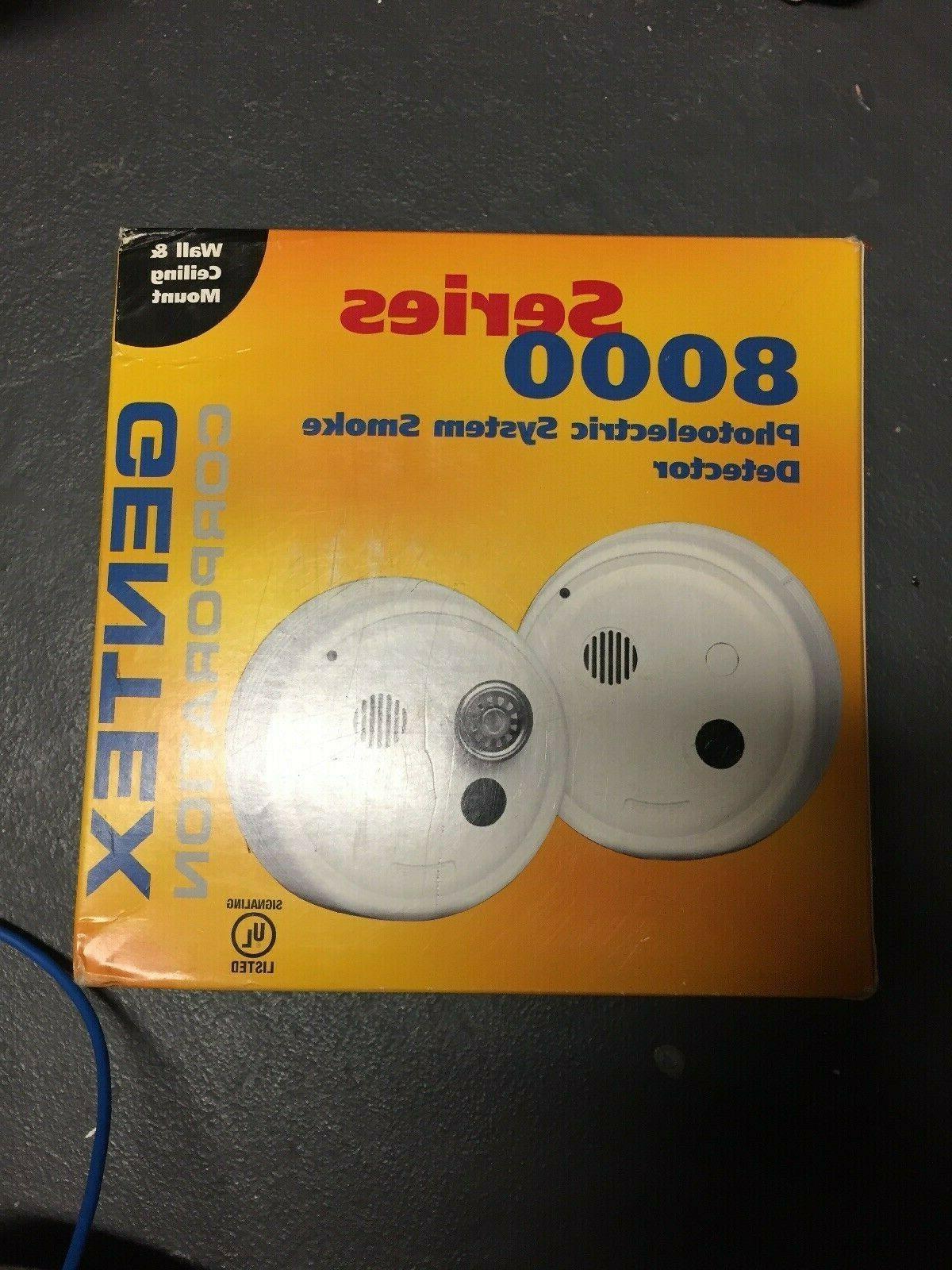 8000 series model 8240 photo smoke detector