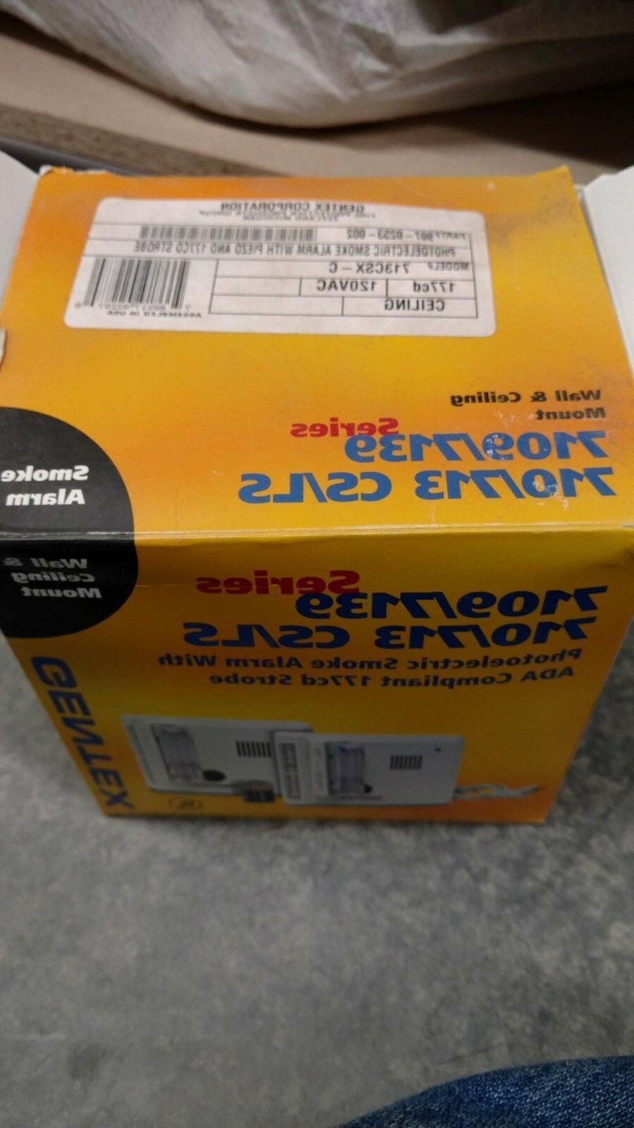 907 0253 002 120vac photo smoke detector