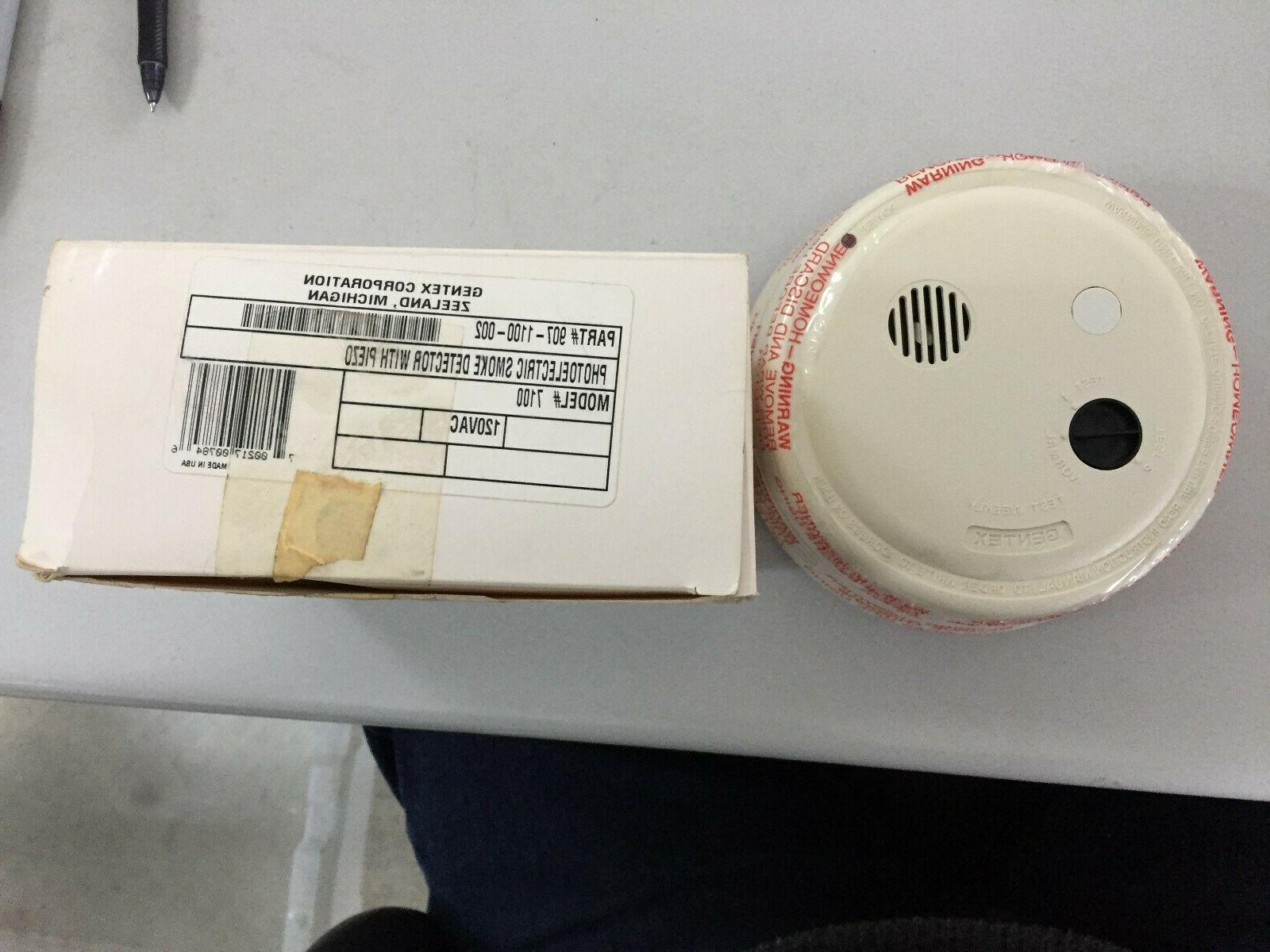 907 1100 002 photo electric smoke detector