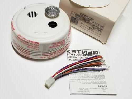 907 1115 002 photoelectric smoke detector model