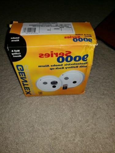 9120 photoelectric smoke alarm