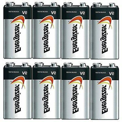 Energizer E522 Max 9V Alkaline battery Exp. 12/22 or later -