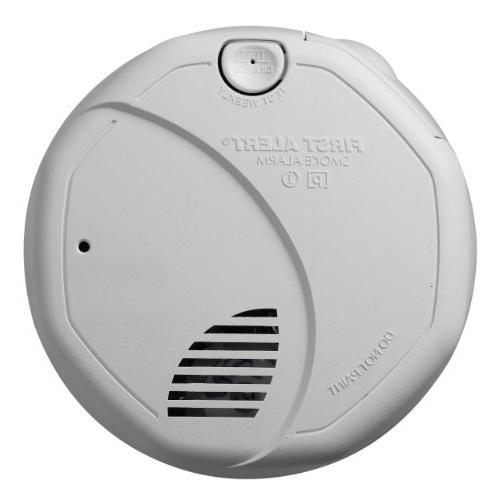 First Alert - Dual Sensor Photoelectric/ionization Smoke And