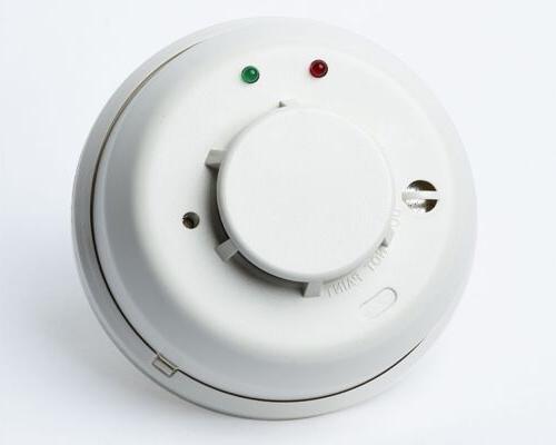 Honeywell 5808W3 Wireless Photoelectric Smoke/Heat Detector