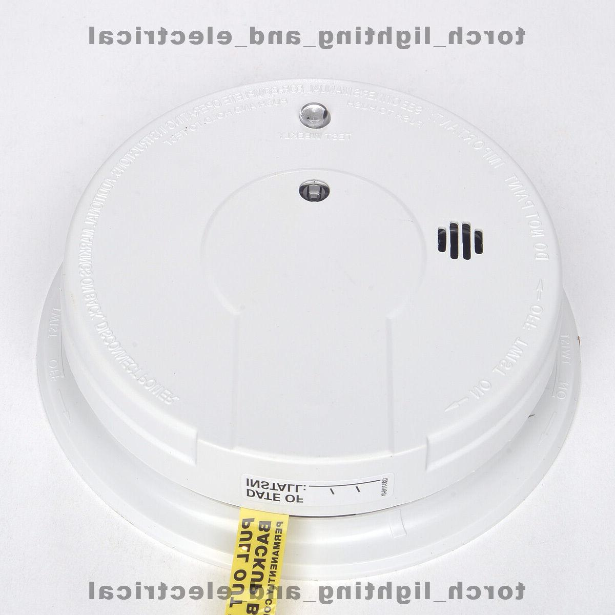 Kidde - Interconnectable Alarms Smoke Alarm Ionization Battery backup