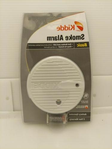 Wholesale CASE of 15 - Kidde Fire Smoke Alarm-Smoke Alarm, F