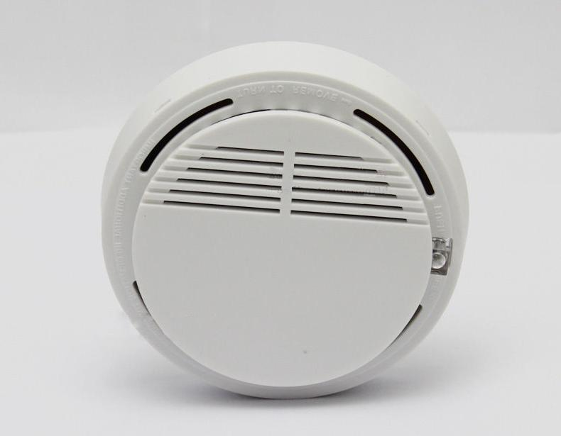 Wireless Smoke Detector Security System