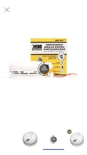 First Hardwired 120-Volt Detector #7010B-6