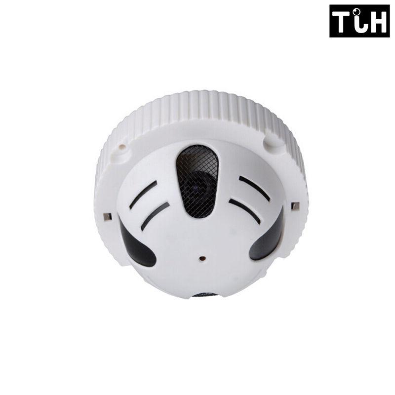 audio ip camera smoke detector hd 1080p