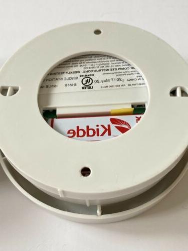 Kidde Ionization Sensor Compact 2 Smoke Alarms