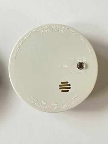 Kidde Battery-Operated Ionization Compact 2 Smoke Alarms